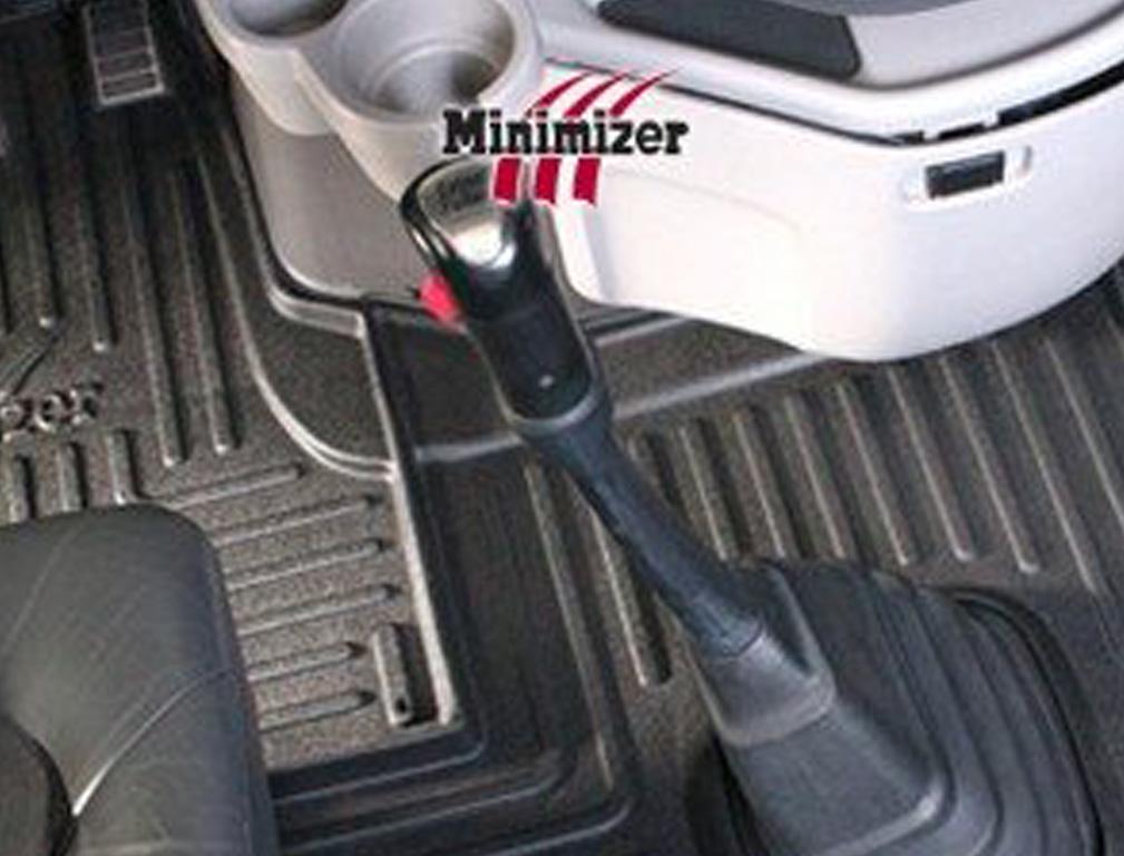 cascadia new owner fleet unveils minimizer floor mats trucks